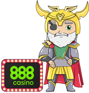 Odin 888 casino review image
